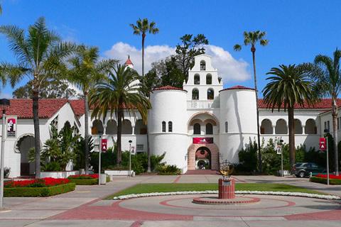 サンディエゴ州立大学 San Diego...